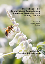 Cover of 2014 ISL Conference Proceedings