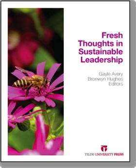 Cover picture for Fresh Thoughts in Sustainable Leadership: Vol. 1