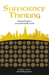 Sufficiency Thinking- book cover